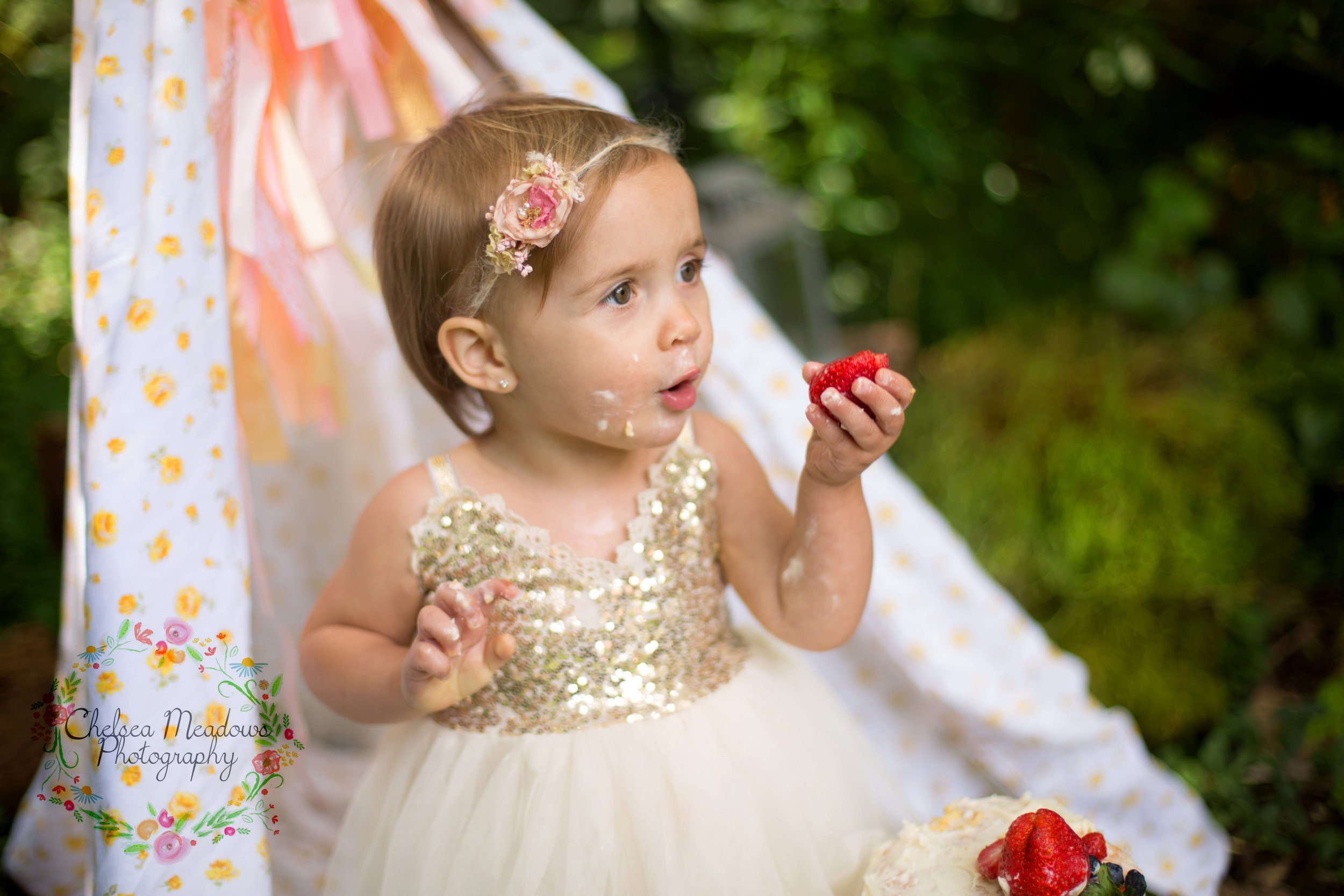 Paisley First Birthay Cake Smash - Nashville Family Photographer - Chelsea Meadows Photography (3).jpg