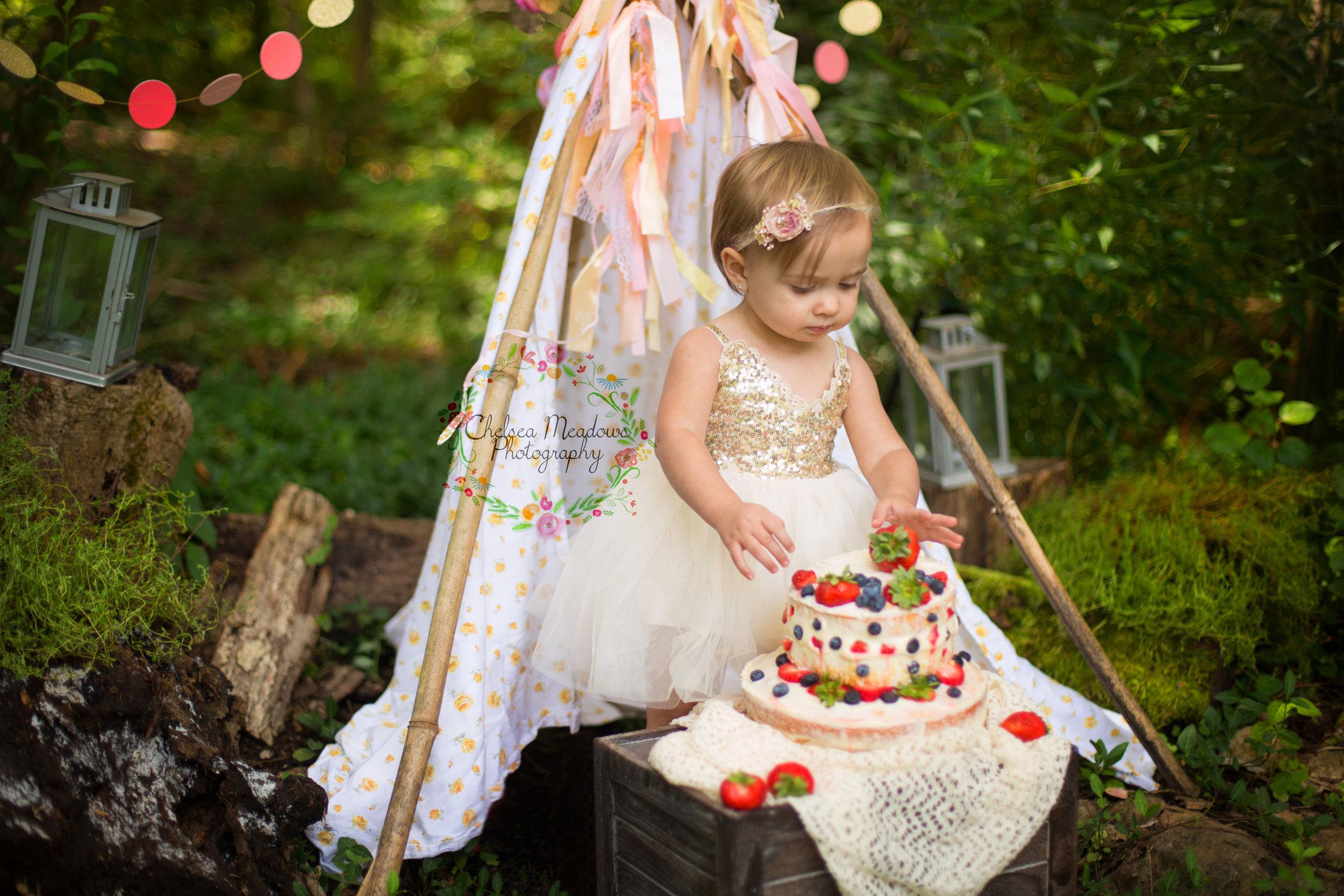 Paisley First Birthay Cake Smash - Nashville Family Photographer - Chelsea Meadows Photography (19).jpg