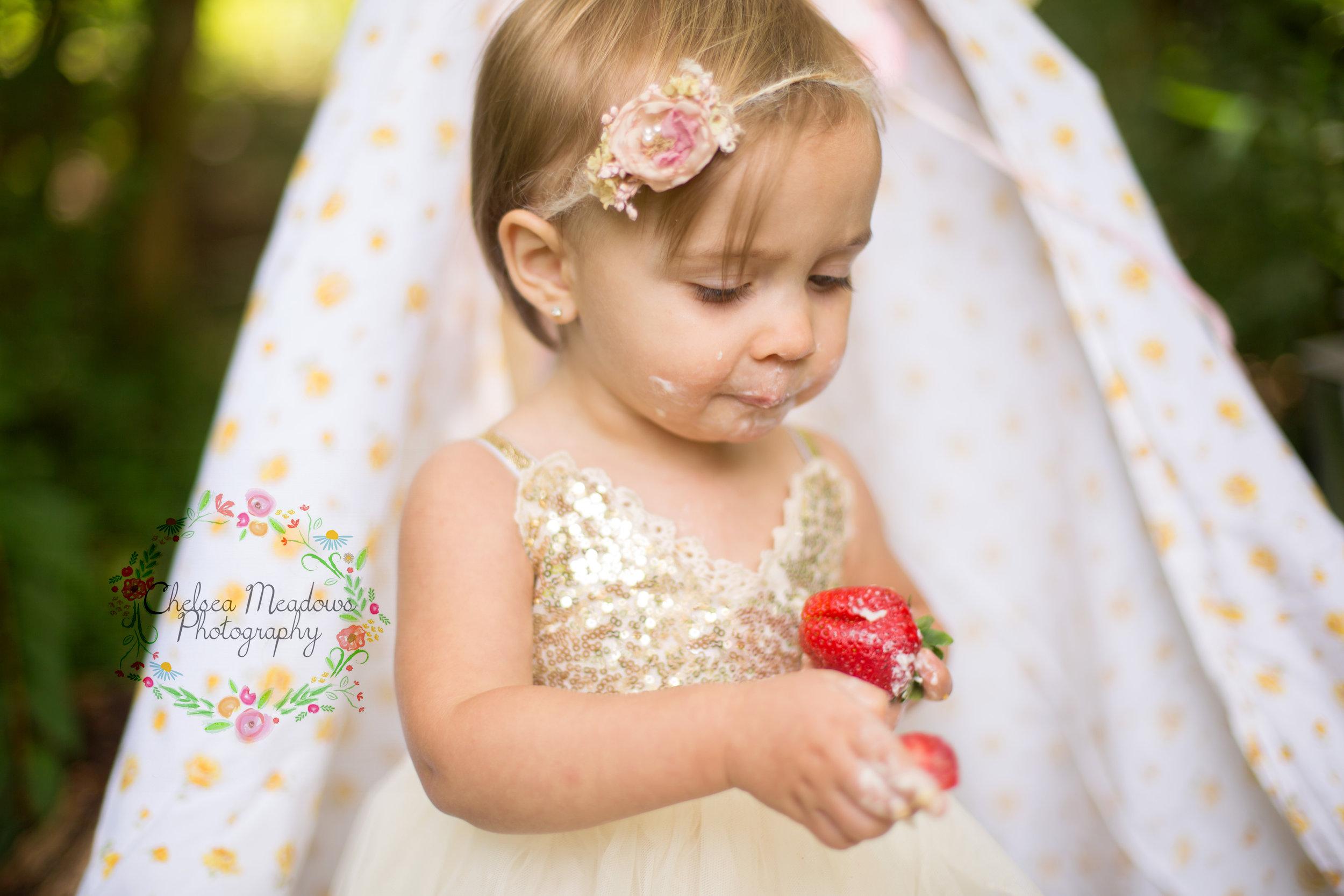 Paisley First Birthay Cake Smash - Nashville Family Photographer - Chelsea Meadows Photography (25).jpg