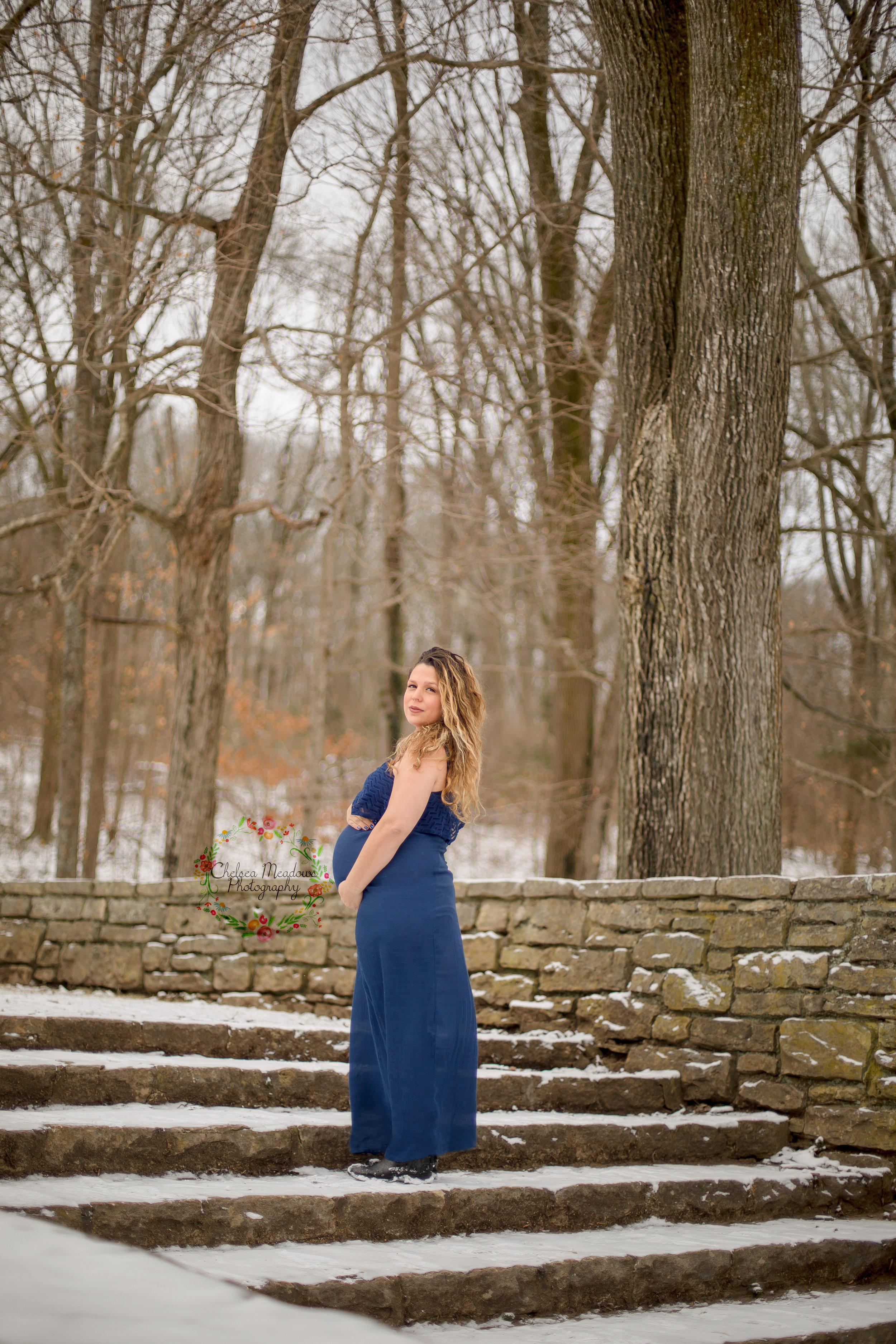 Jessica Snow Maternity - Nashville Maternity Photographer - Chelsea Meadows Photography (1).jpg