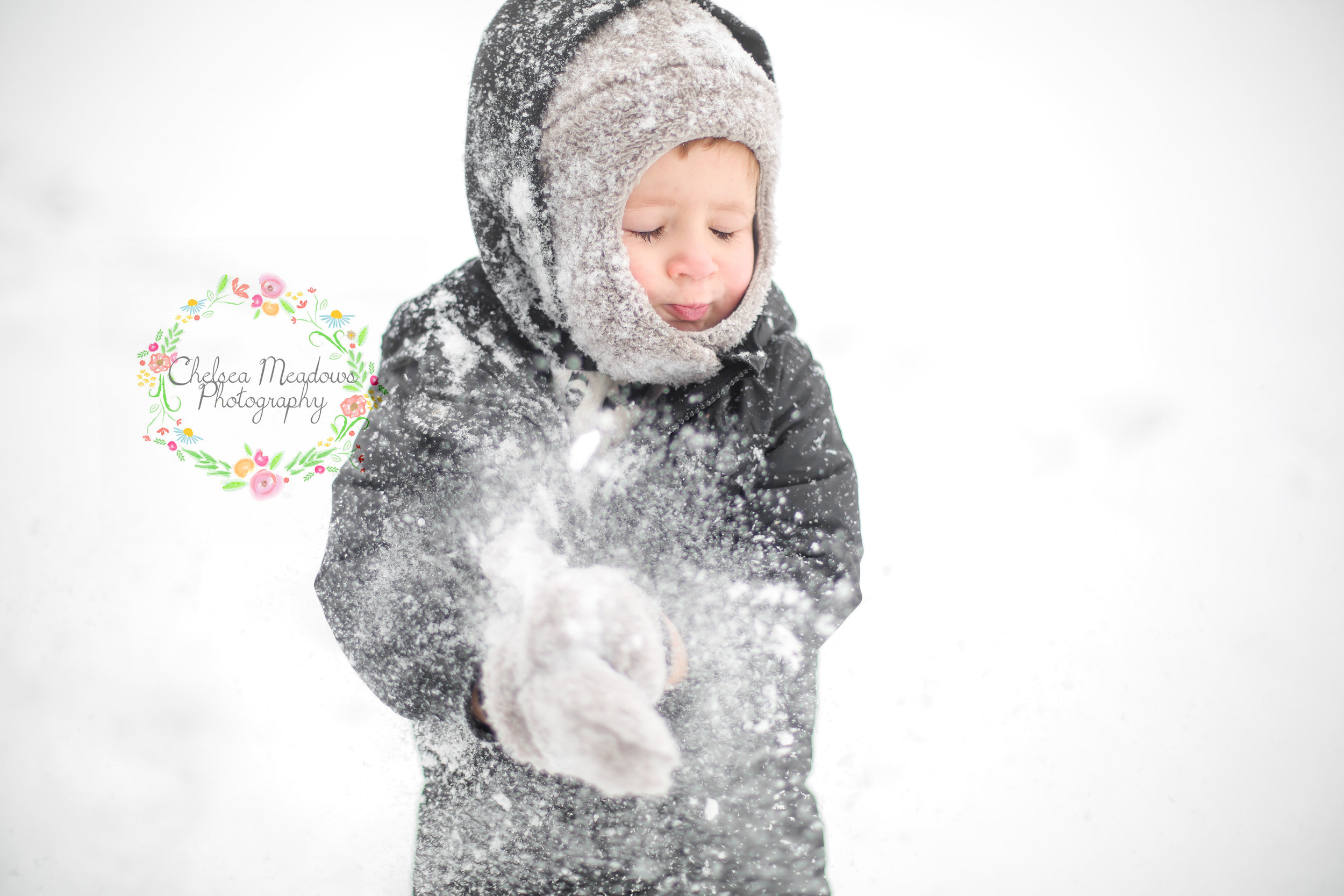 Ryder Snow Day 2018 - Nashville Family Photographer - Chelsea Meadows Photography (8).jpg