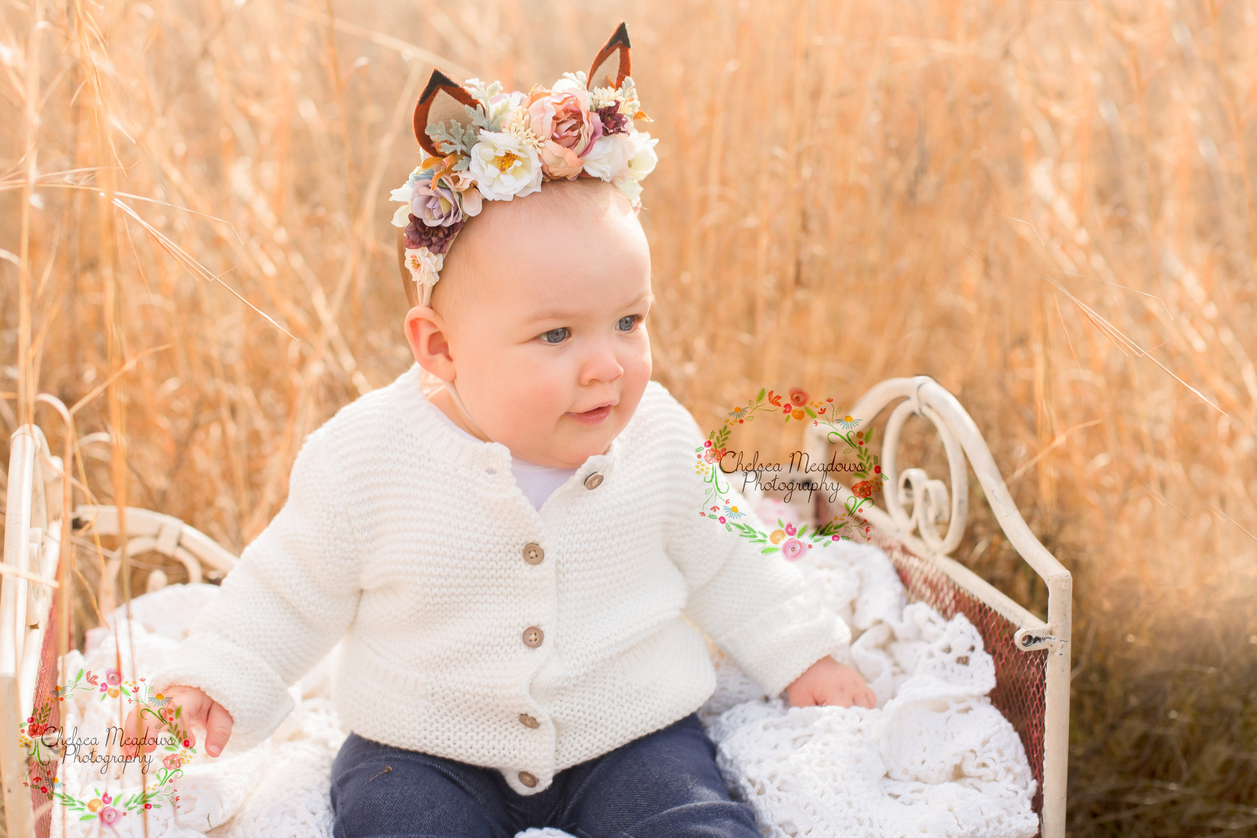 Phina 6 Month Session - Nashville Family Photographer - Chelsea Meadows Photography (30).jpg