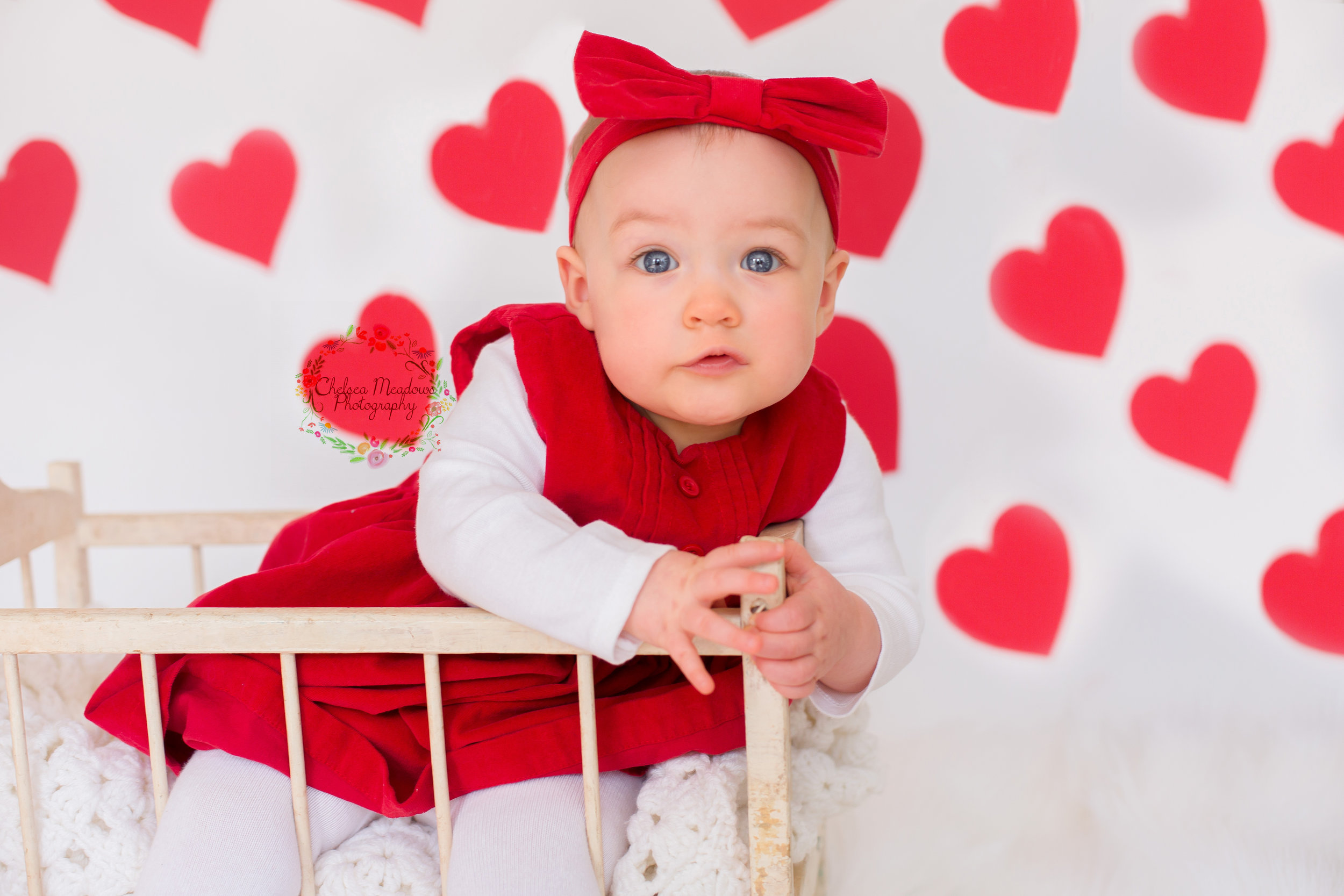 Phina 6 Month Session - Nashville Family Photographer - Chelsea Meadows Photography (15).jpg