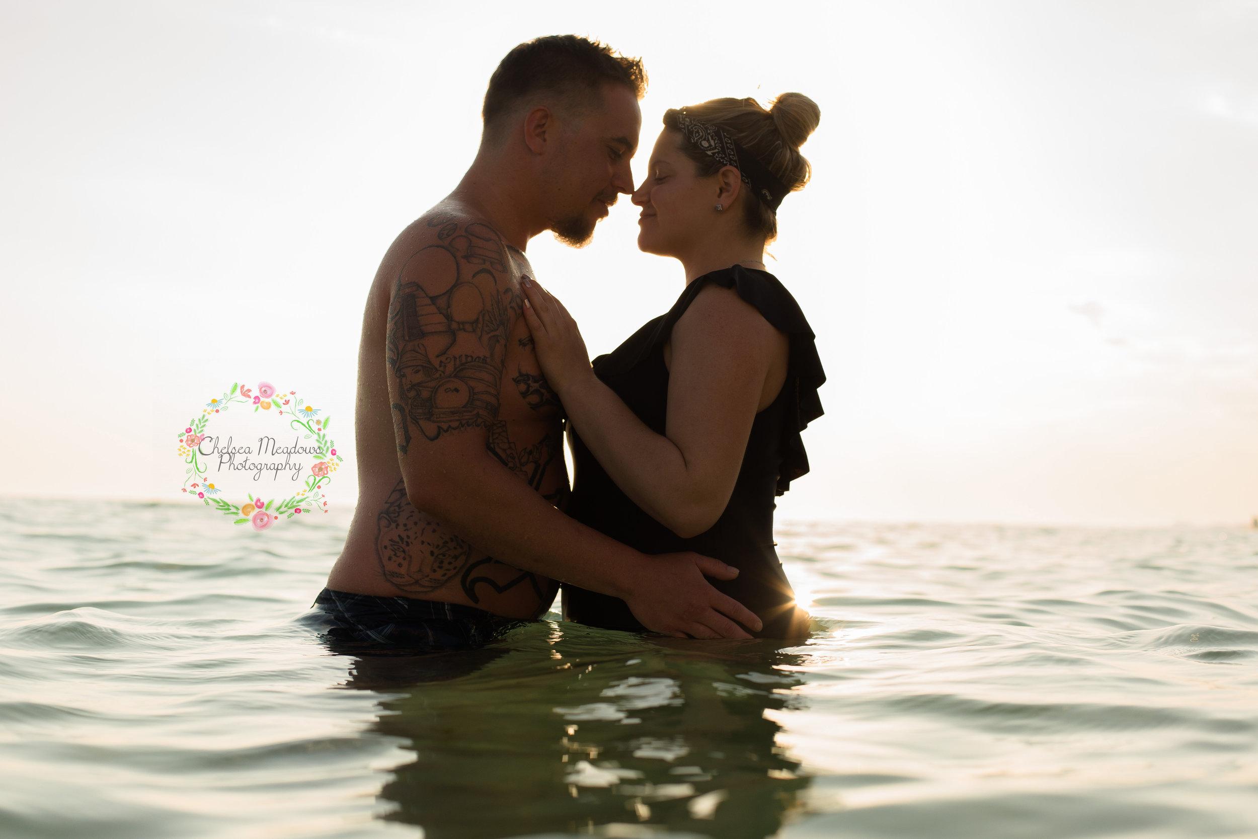 Nicole & Drew Beach Maternity - Nashville Maternity Photography - Chelsea Meadows Photography (201).jpg