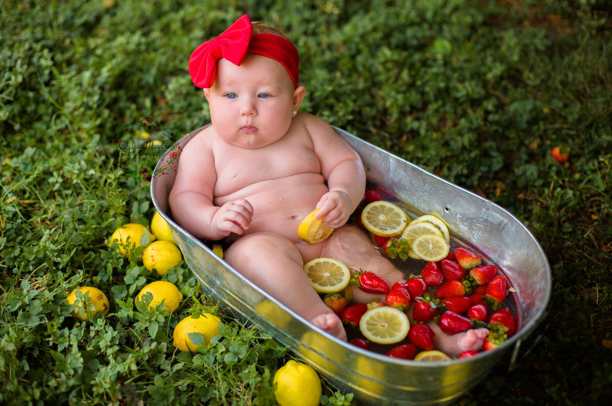 Eevie Fruit Bath - Nashville Family Photographer - Chelsea Meadows Photography (23) 2.jpg
