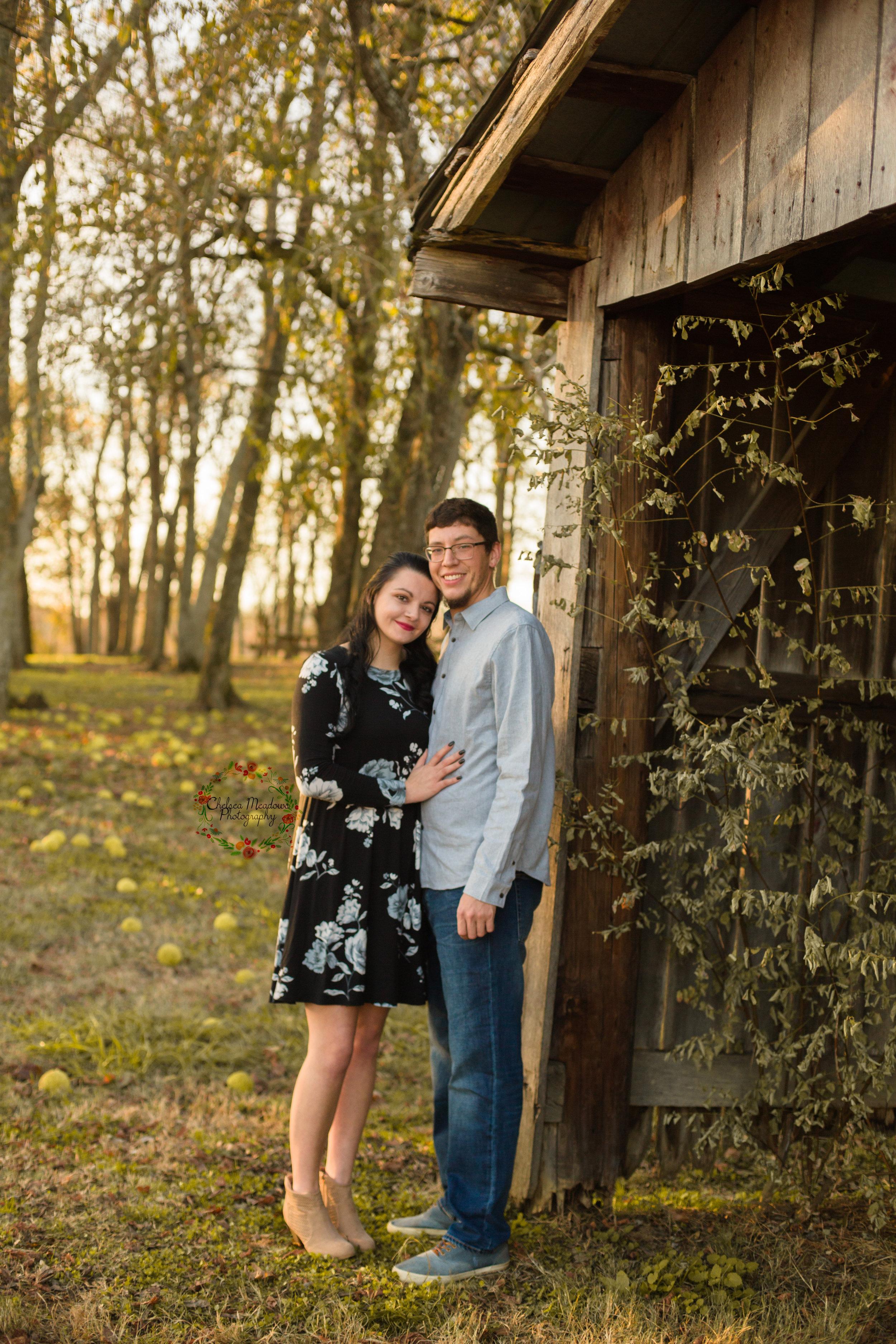Jessica & Derek Engagement - Nashville Wedding Photographer - Chelsea Meadows Photography (43).jpg