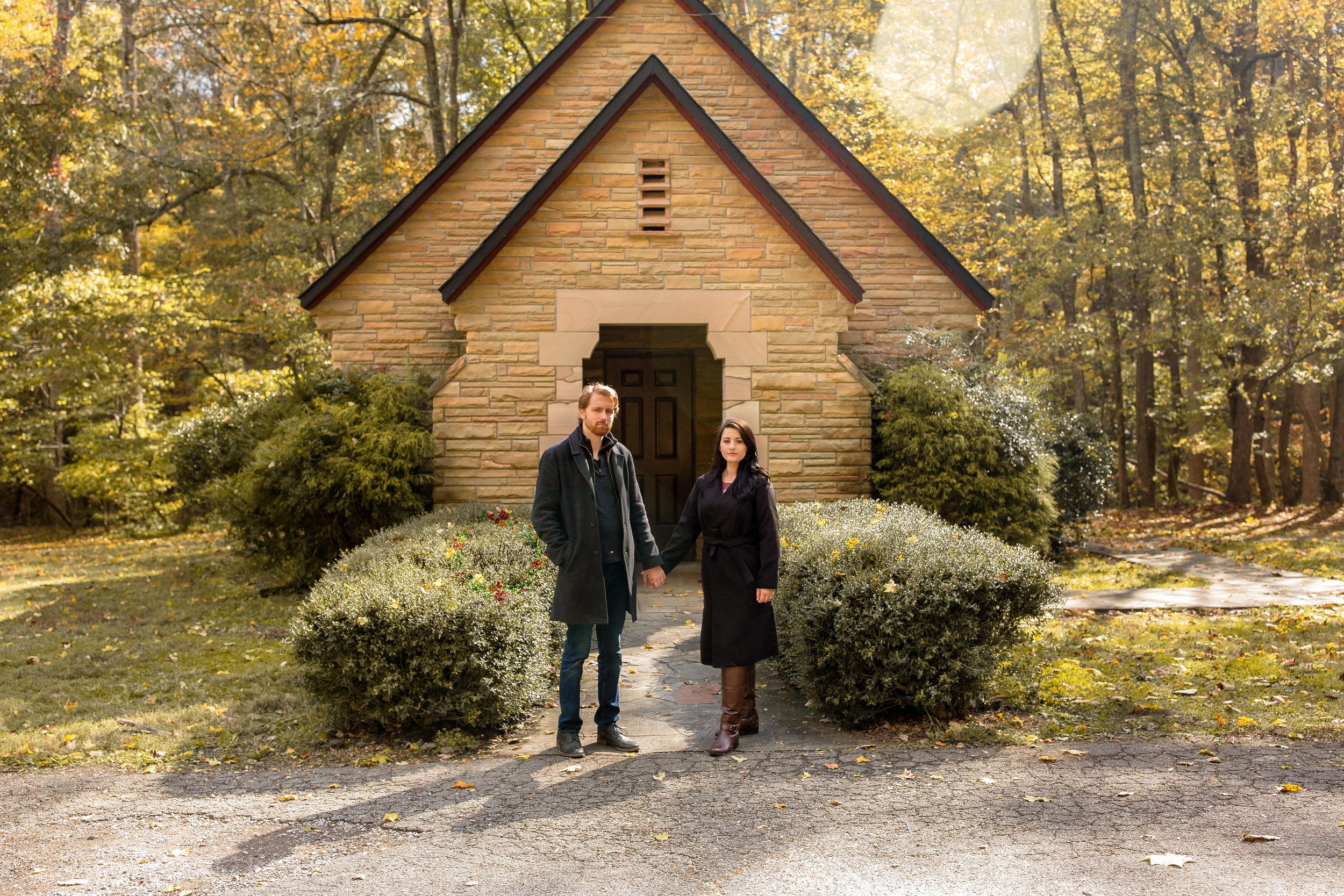 Kassie & Josh Engagement - Nashville Couple Photographer - Chelsea Meadows Photography (2).jpg