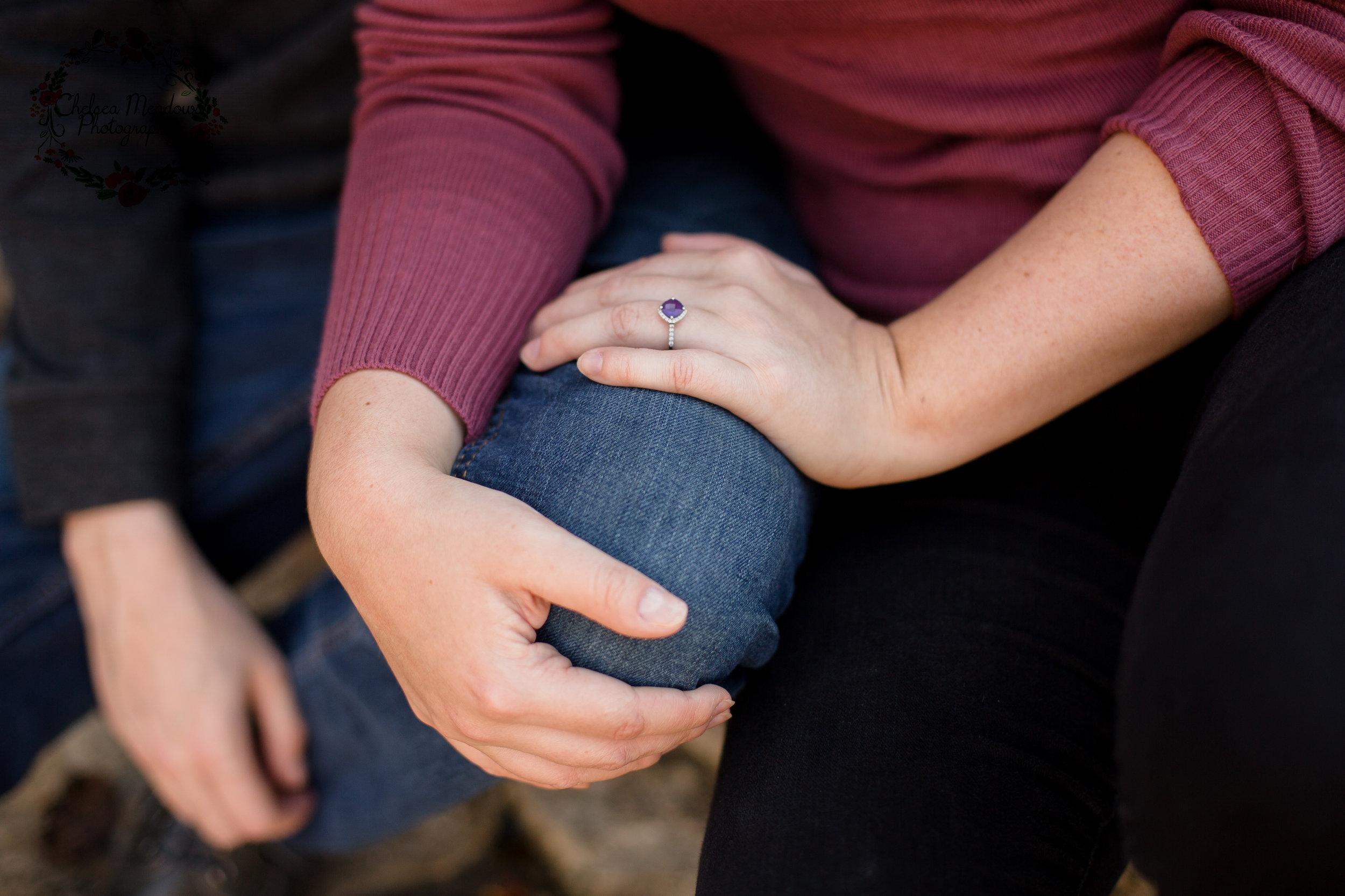 Kassie & Josh Engagement - Nashville Couple Photographer - Chelsea Meadows Photography (7).jpg