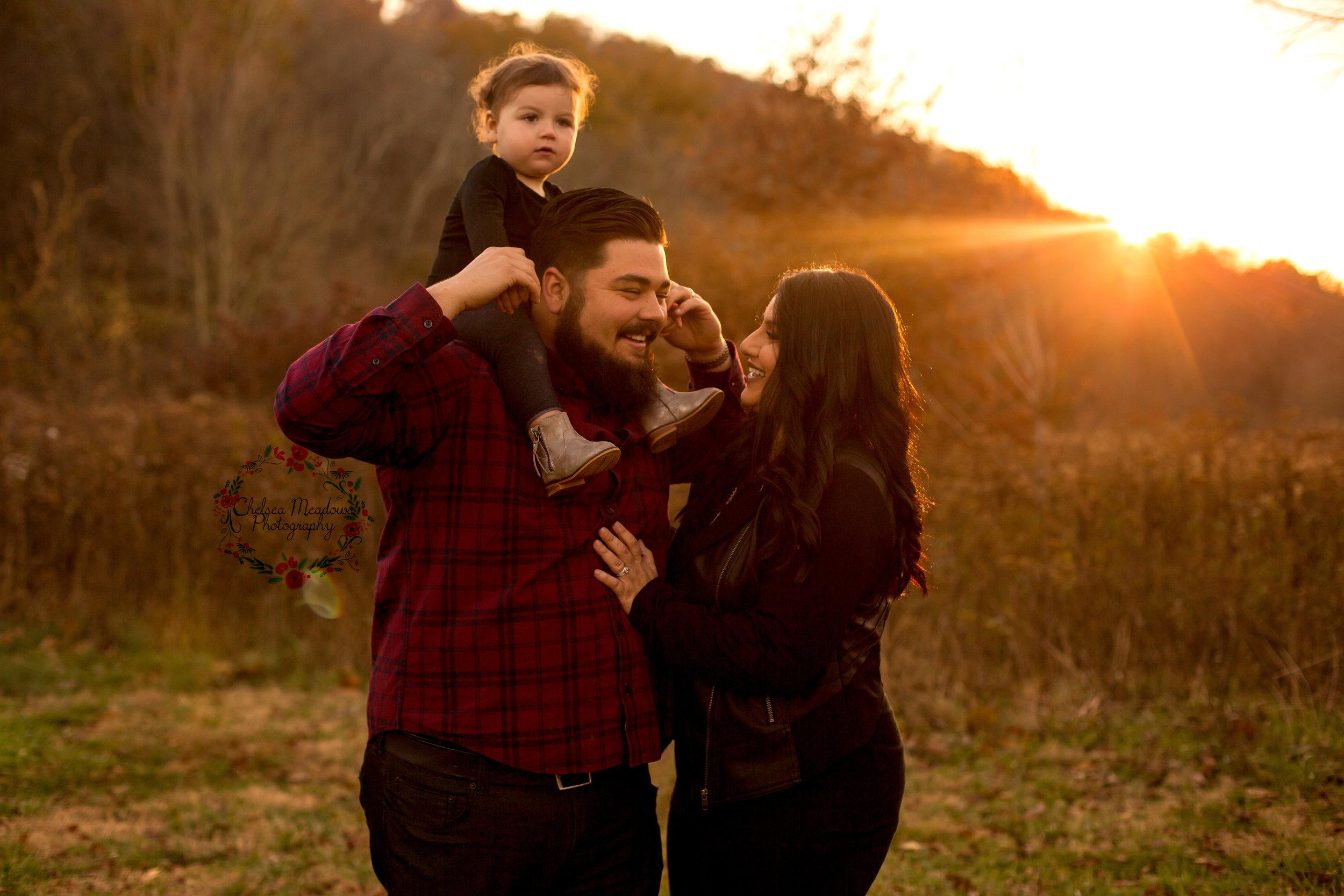 Smith Family Christmas Photos - Nashville Family Photographer - Chelsea Meadows Photography (41).jpg