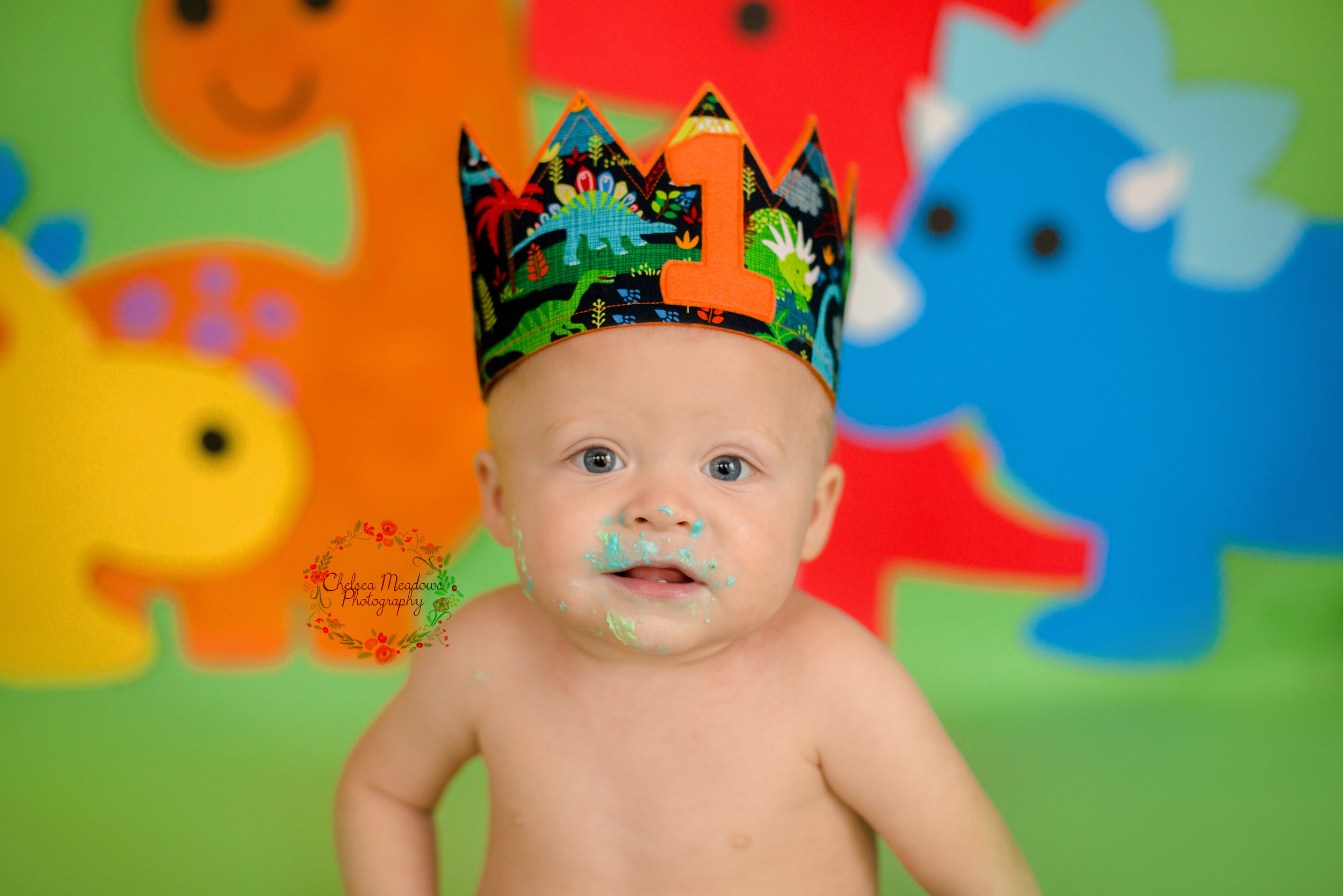 Owen First Birthday - Nashville Family Photographer - Chelsea Meadows Photography (95).jpg