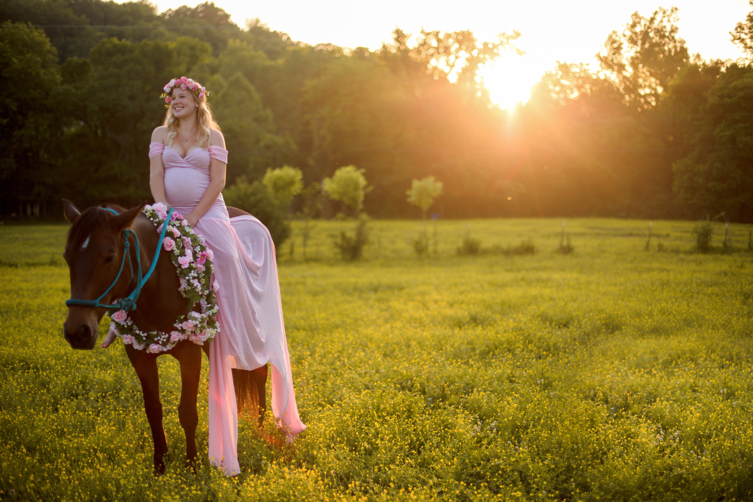 Savanna & Terry Maternity Session - Nashville Newborn Photographer - Chelsea Meadows Photography (51).jpg
