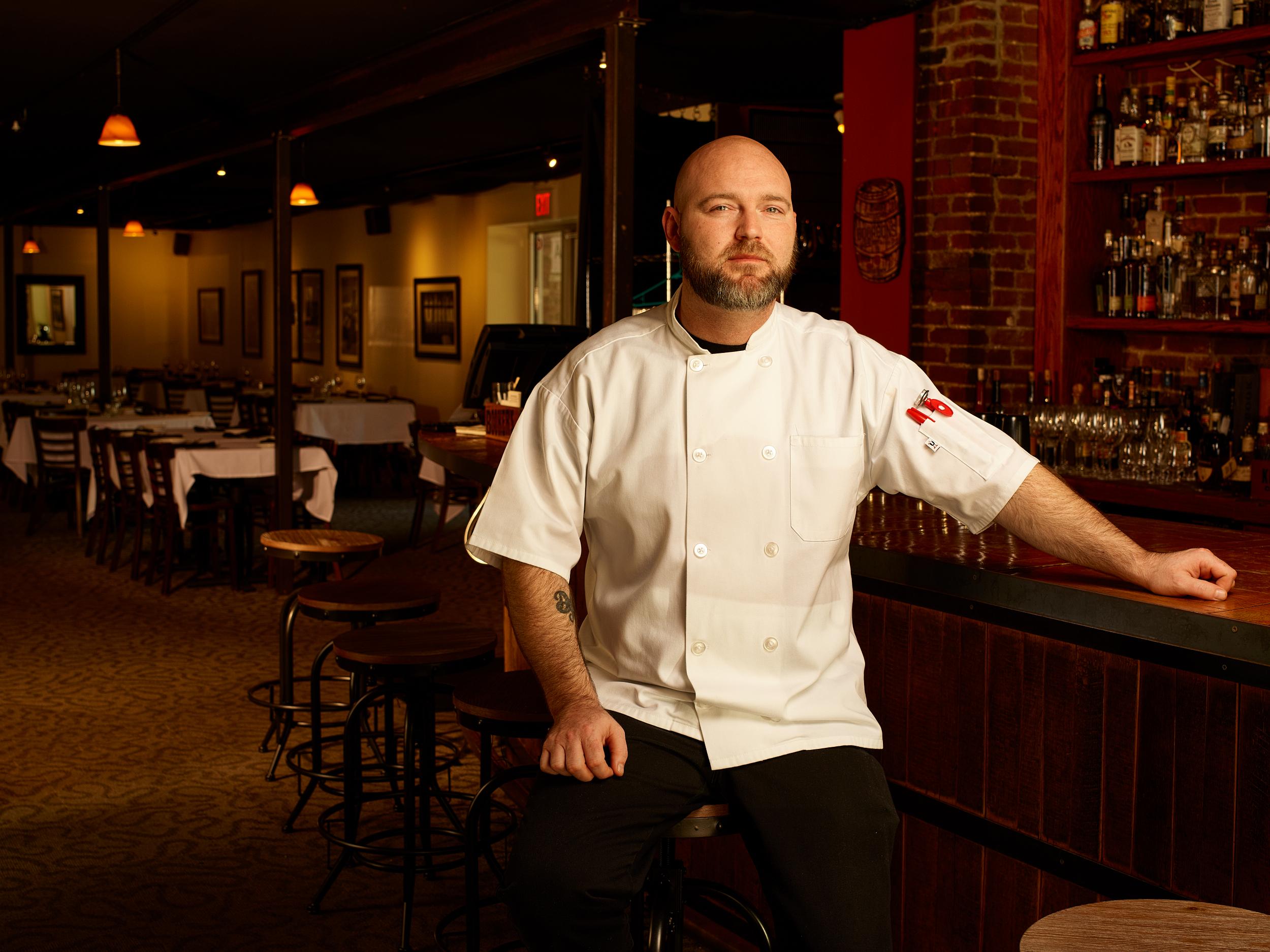 Chef Jeremy McFarland
