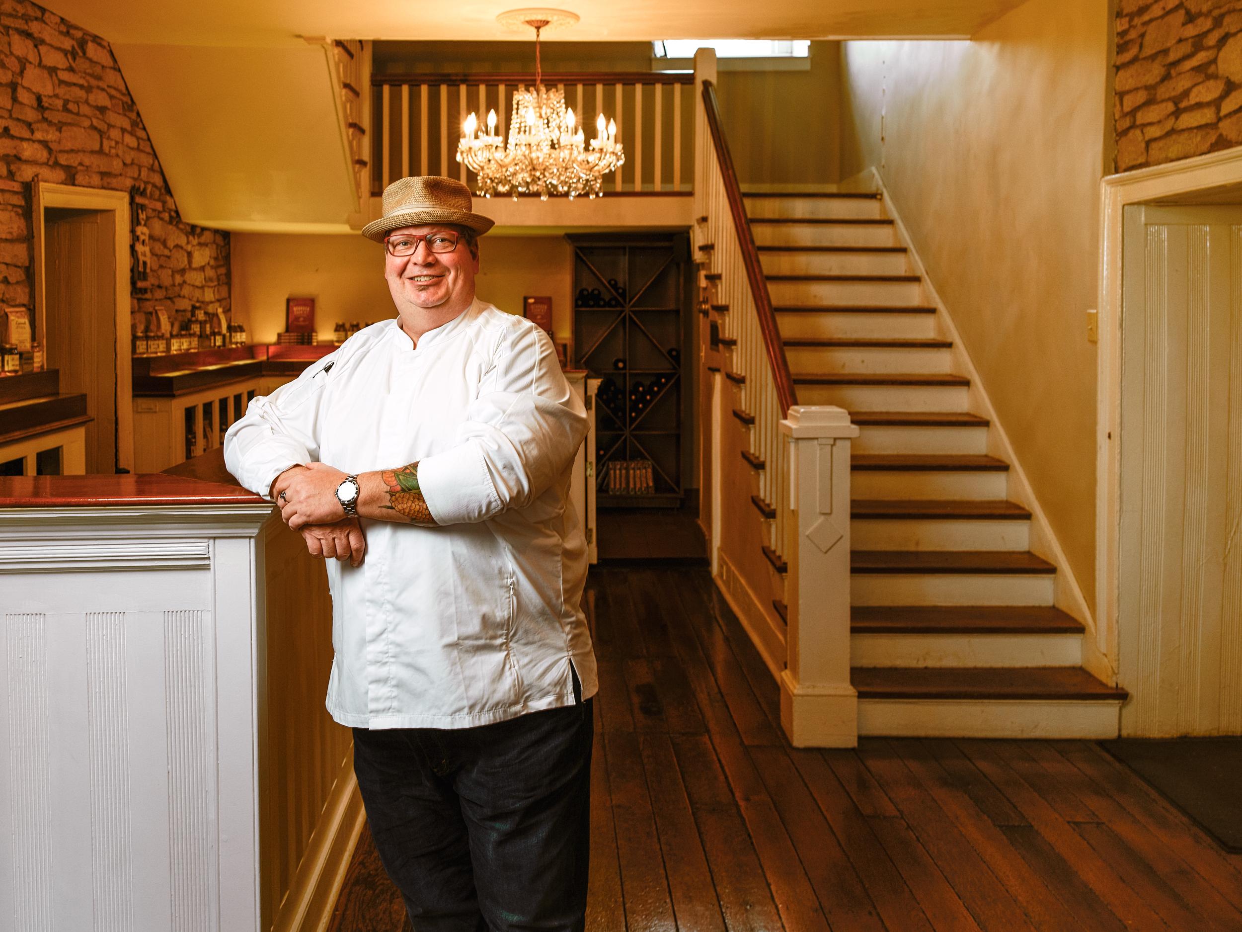 Chef David Danielson