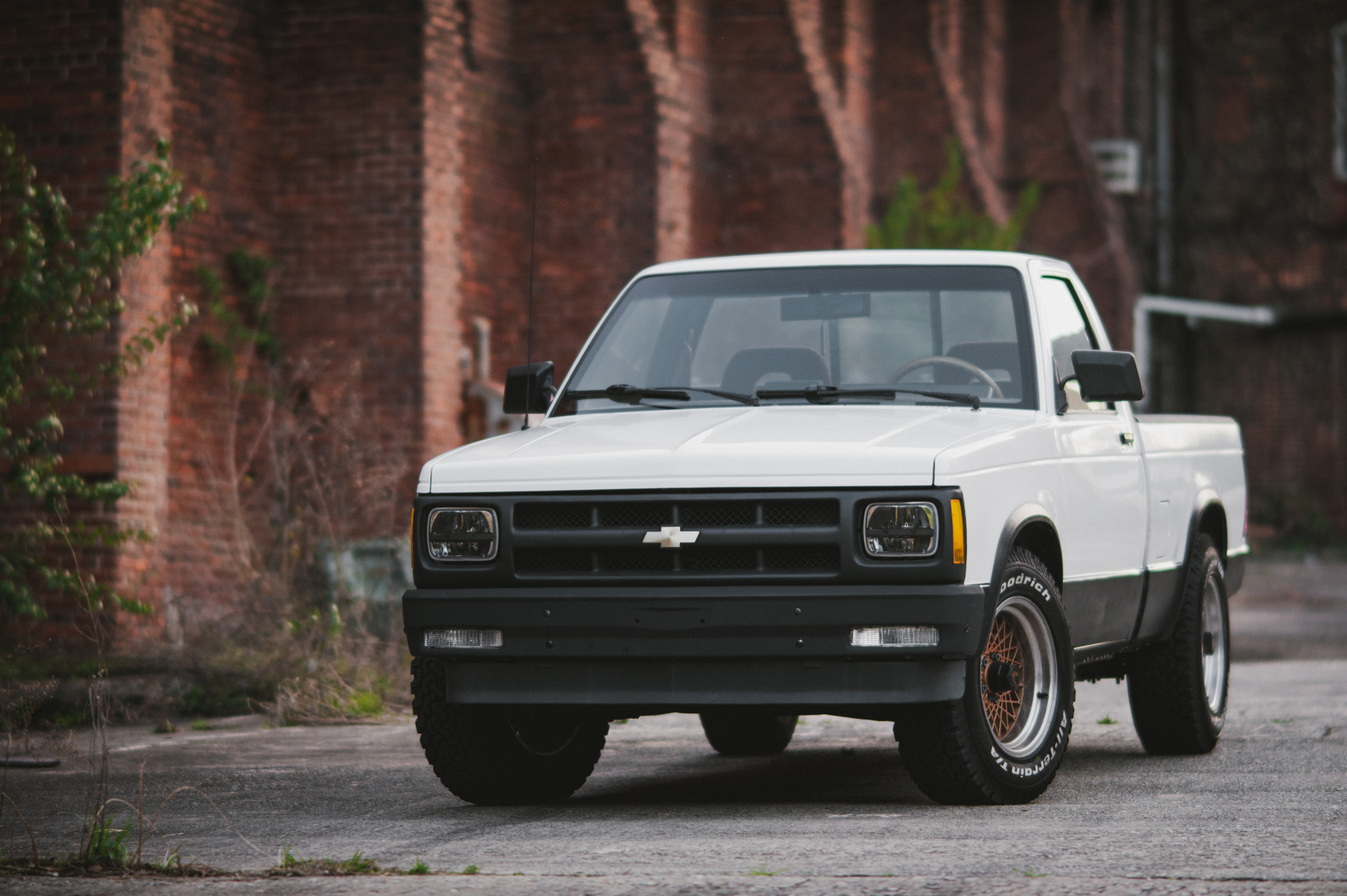 25 Years Later An Update On My 1992 Chevrolet S10 Andy Carter Photography