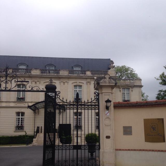 Le Chateau de Rilly