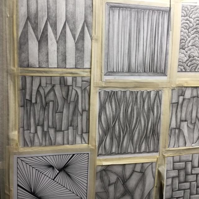 concept tile sketches