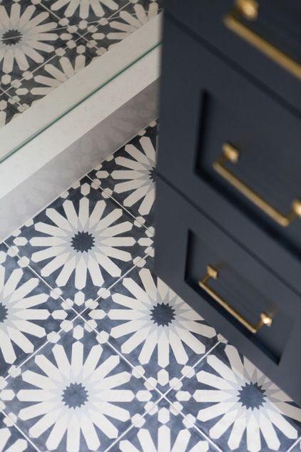Ann Sacks flooring