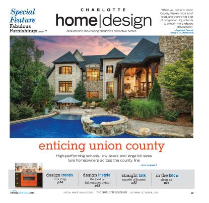 Charlotte Home Design Magazine