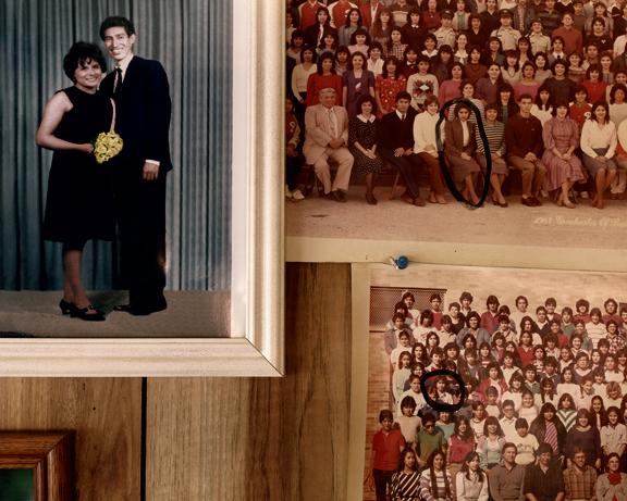 "nosotros —     25"" x 28"" archival pigment print"