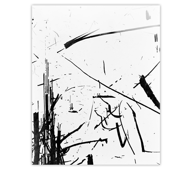 "Untitled -   24"" x 20"" silver gelatin print"