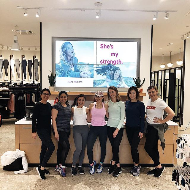 Every run has a reason. The PhysioElements team partnered up with lululemon Manhasset to find that reason for runners of any level. Despite the rain, this morning's event was successful. We are grateful to those who decided to spend time with us today and are excited to be part of your journey!! . We will meet for an hour at 10am starting this coming Thursday. It is not too late to sign up! Please DM or comment 👇 for more information!! . . . . . . . #runningmotivation #athletemotivation #runnersofinstagram #manhassetrunclub #runclub #running #runningwithpurpose #runningtogether #trainingtogether #fitnessmotivation #runningjourney #fitnessjourney #inspirations #physioswhorun #physio #physiotherapy #physiotherapist #gratitude #teamwork #partnership #manhassetmoms #manhasset #roslyn #portwashington #greatneck #longislandhappenings #longisland #nyc