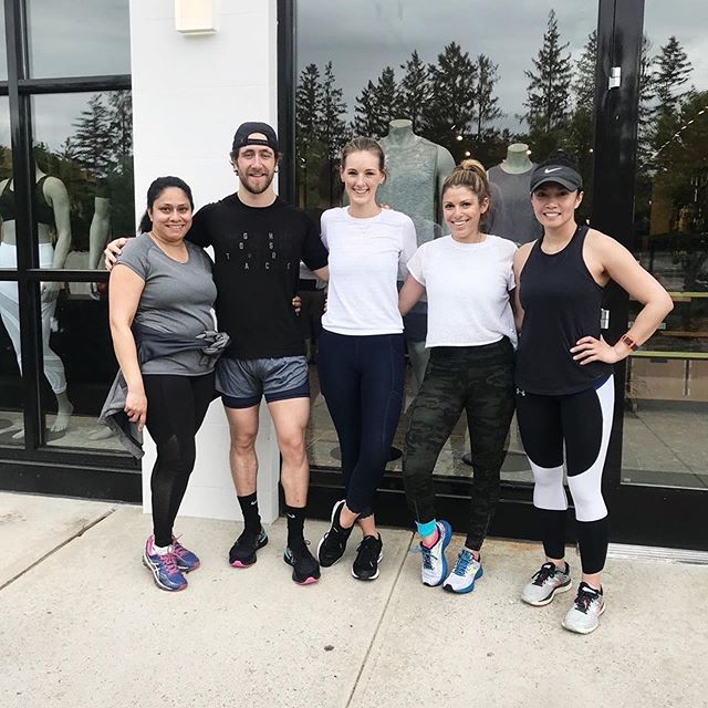 #Repost @srobin_dpt with @get_repost ・・・ ✨Lululemon Run Club✨ Today was Day 1 of our Run Club!!! Runners of all levels came together this morning to strengthen, stretch, run and have fun! So proud of everyone in this group for showing up and killing it. • • It's not too late to join! Spring Run Club will go for 8 weeks. We meet every Thursday at 10am at the lululemon Manhasset store. Our goal at the end is to run a 5k together with each runner feeling strong and ready for the race. 💪🏼 🏃🏻‍♀️ #thesweatlife #lululemon #lululemonmanhasset #physioelements #runclub #run #strengtheningforrunners #stretch #dynamicstretching #manhasset #roslyn #physio #5ktraining #movement #glutes #core #pilates #grouprun #brooksrunning #runhappy #zensah #withoutlimitz
