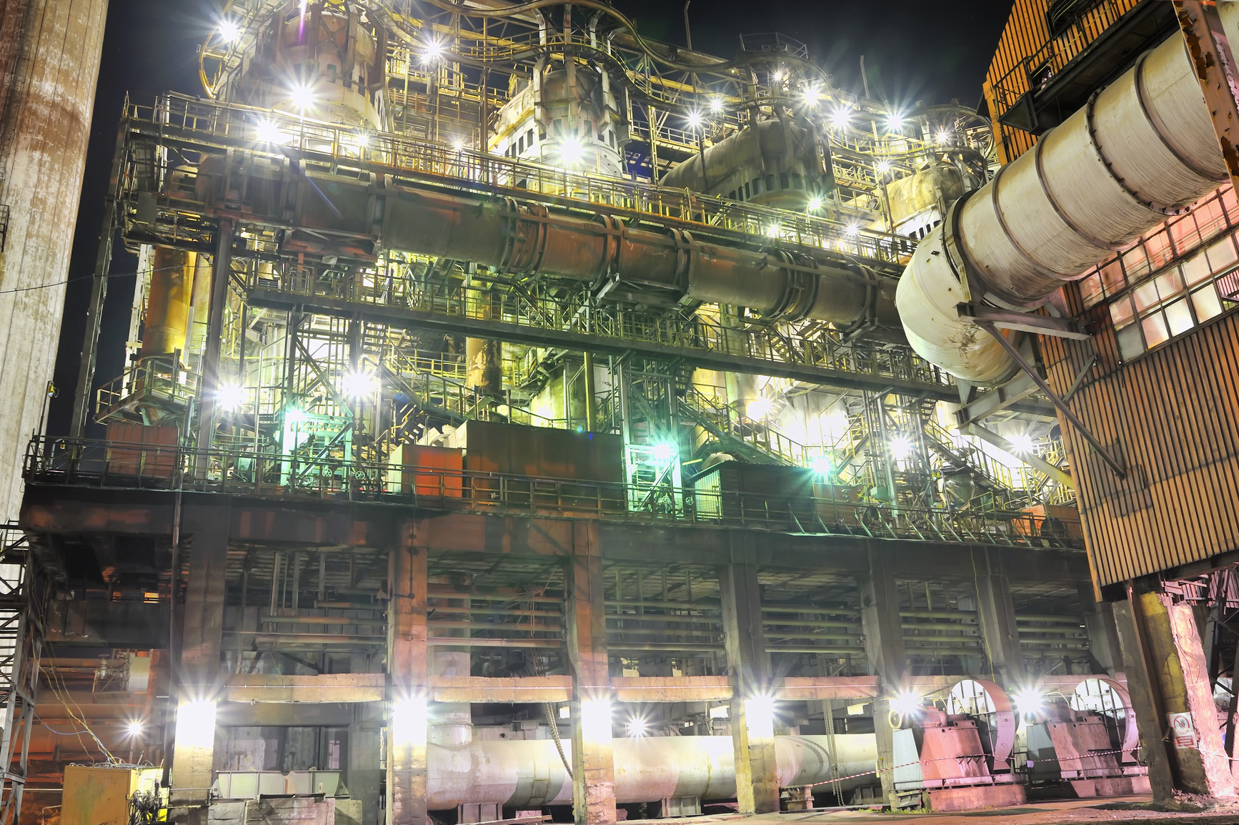 STEEL & METALS    Gerdau Ameristeel, Calgon Carbon, Charter Steel, Magic Metals Inc., Steel Dynamics Inc.