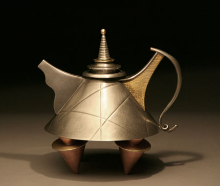 Pinnacle Teapot