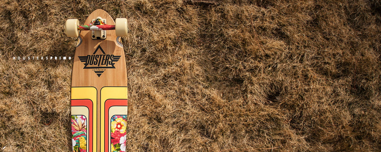 Dusters California | Primo Honey Creeper  Longboard