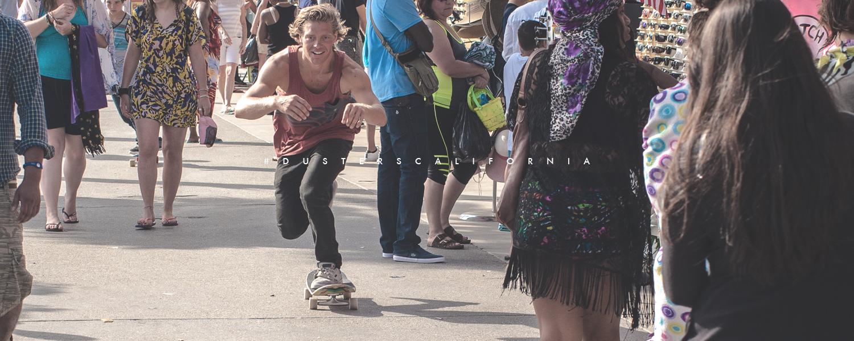 Dusters California boardwalk pushing spring 16 lookbook