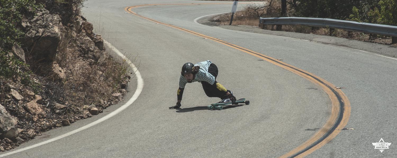 Dusters California Aqua Downhill Longboard spring 2016 lookbook