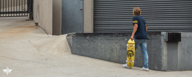 Dusters California Spring 2017 Longboard Skateboard skate cruiser gold
