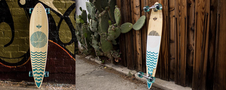 Dusters_California_ripple_xrp_longboard_crypto_bamboo_skateboard