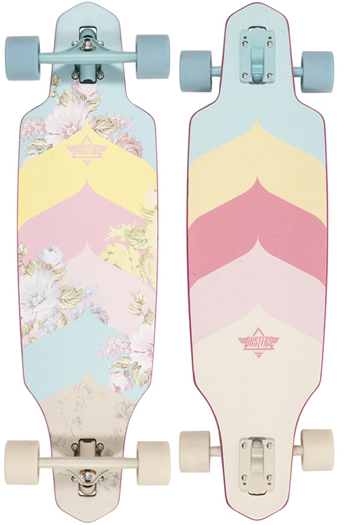 Wake Bloom Longboard