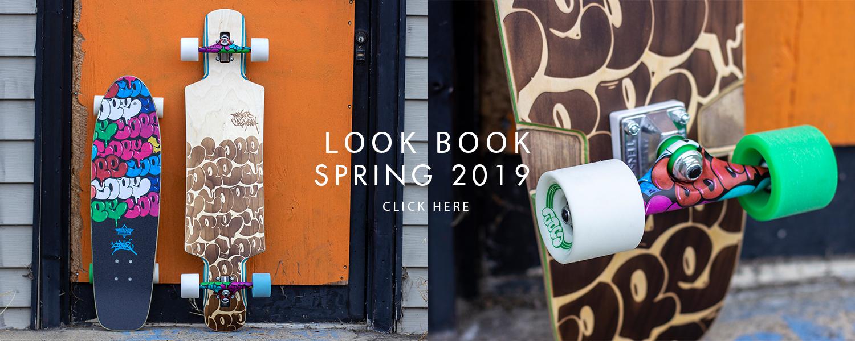 Spring 2019 Look Book.