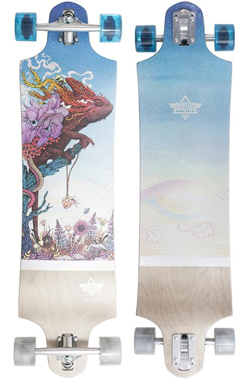 Furcifer Long Board