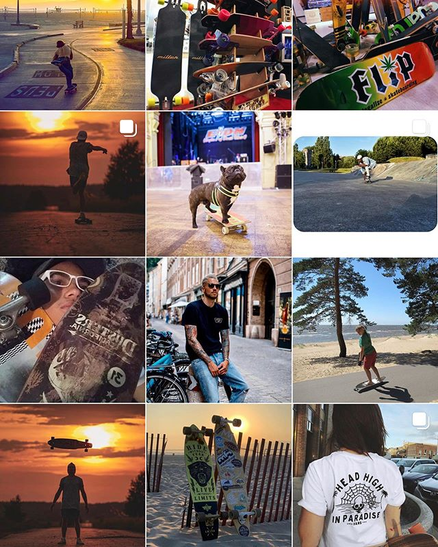 Happy #GoSkateboardingDay everyone! Thx for all the support! Keep pushing. Have a good weekend #DustersFamFriday