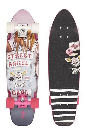 GN4LW  Street Angel