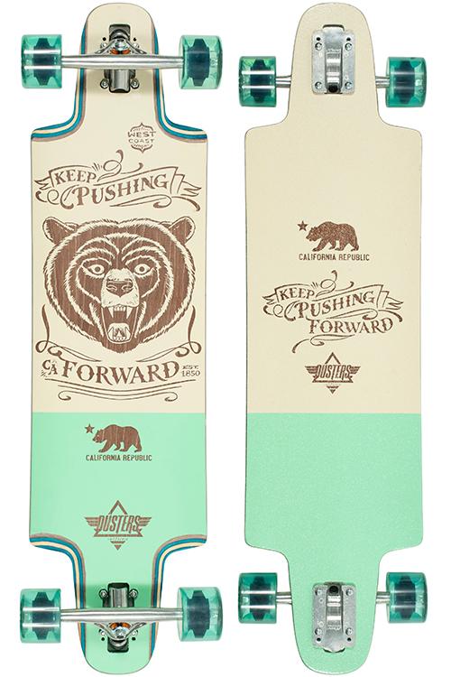 Kodiak Drop Longboard