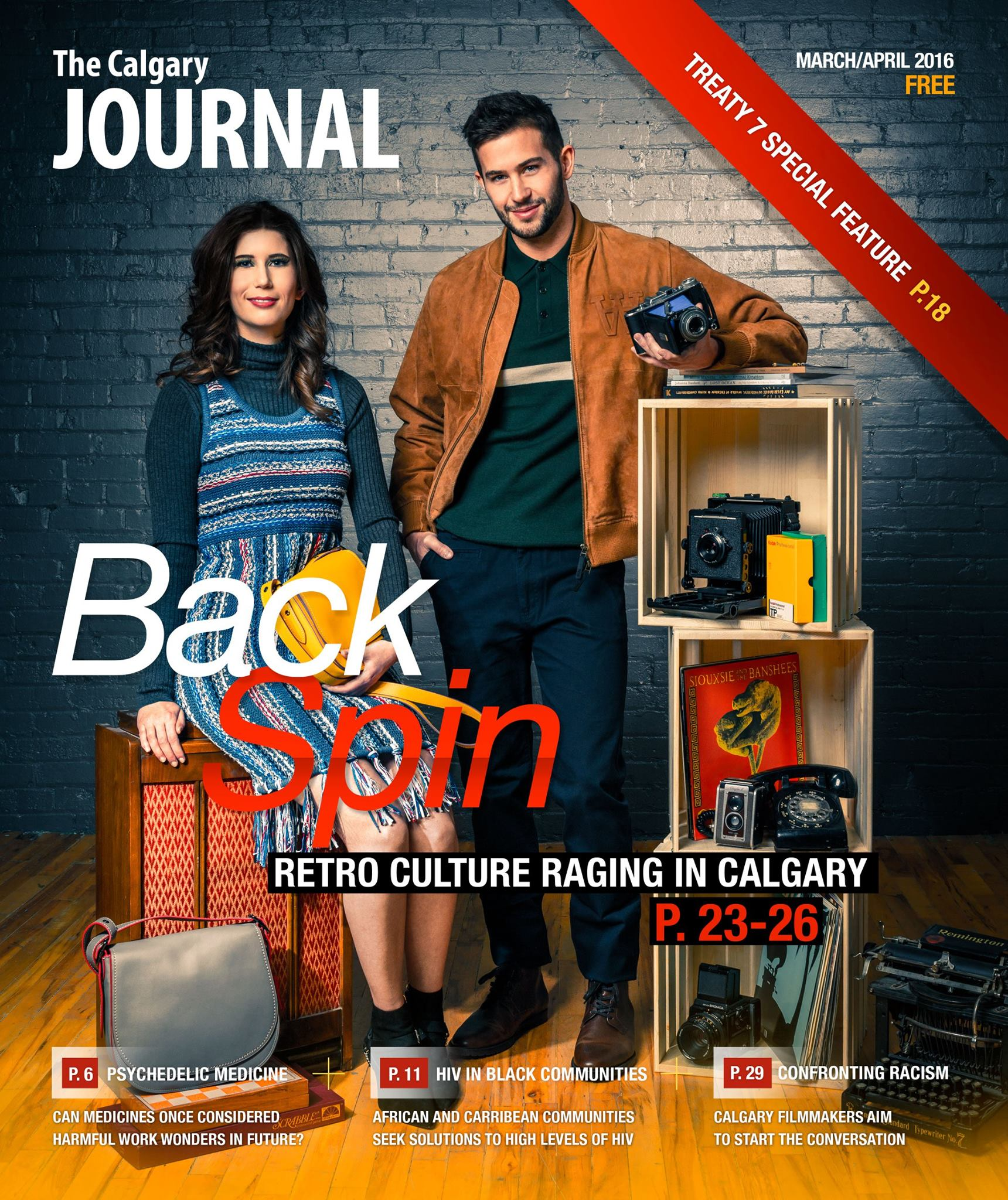 The Calgary Journal march/april 2016 issue