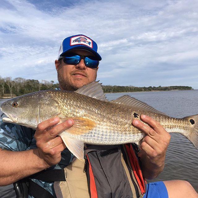 Funday Sunday#onyx #onyxlifejackets #redfish #destinflorida
