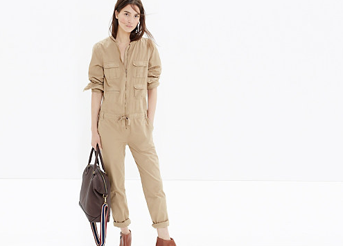Engineer or fighter jet pilot... Thanks to  Madewell