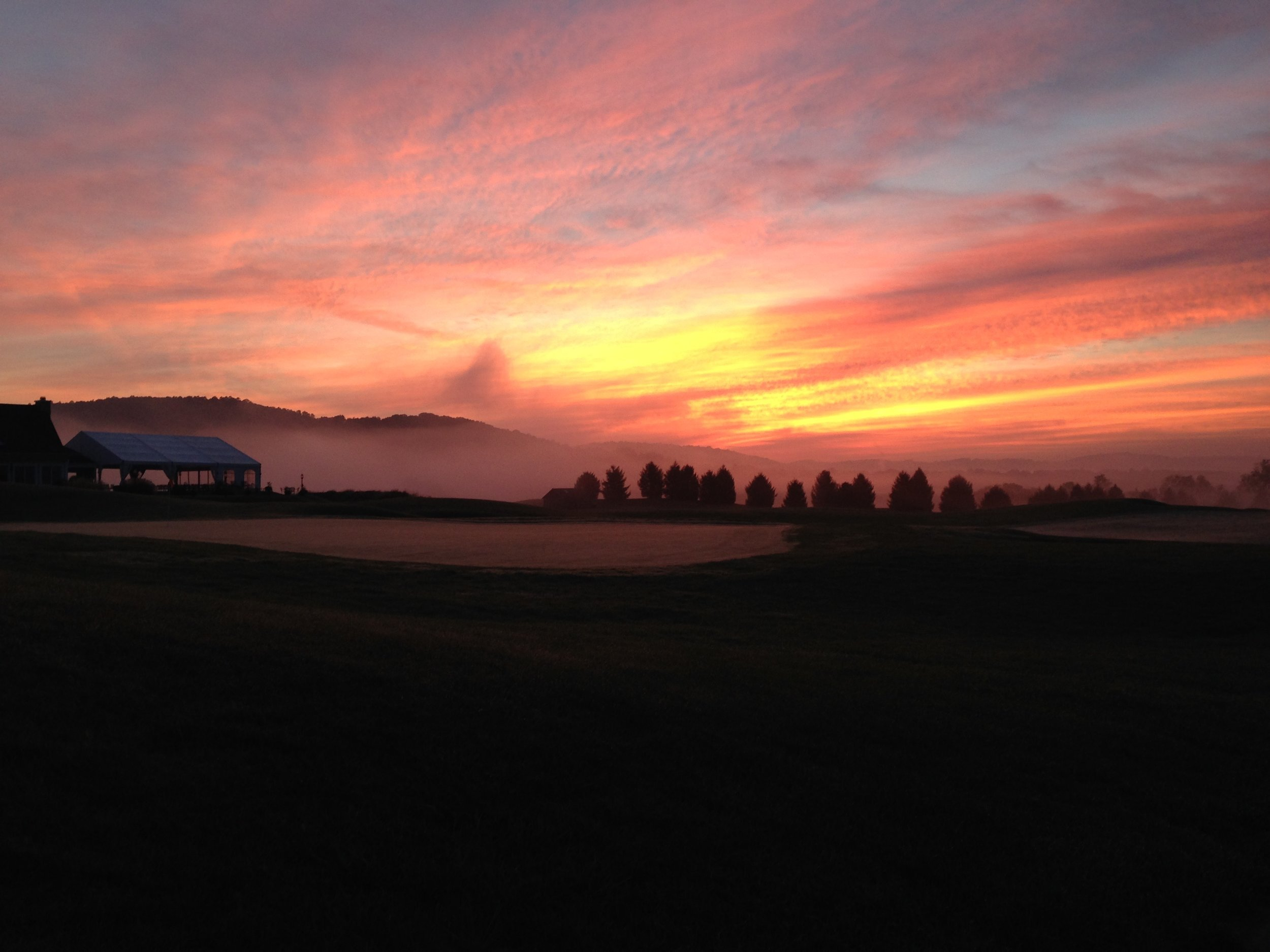 The Architects Golf Club, Lopatcong, New Jersey, September 21, 2016. Photo Courtesy of James Rusnic, Golf Course Superintendent