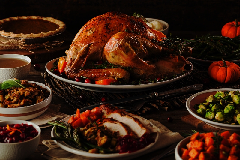 Thanksgiving Dinner - Make your reservation today!