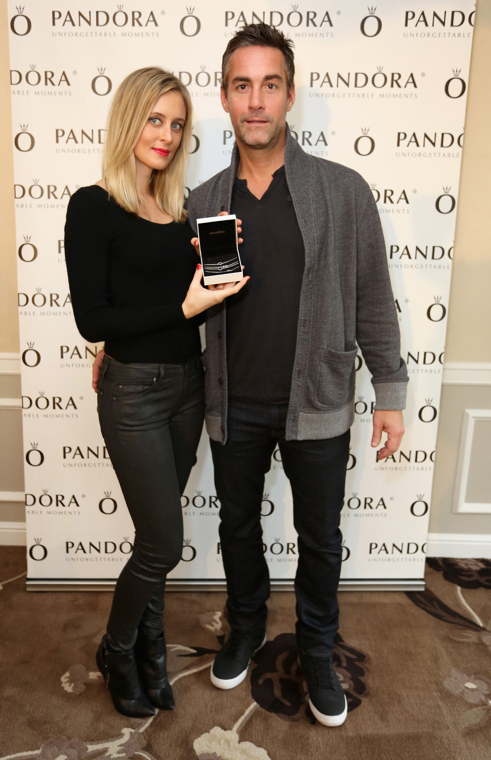 Appearance: HBO Luxury Lounge Featuring Pandora Jewelry, Beverly Hills