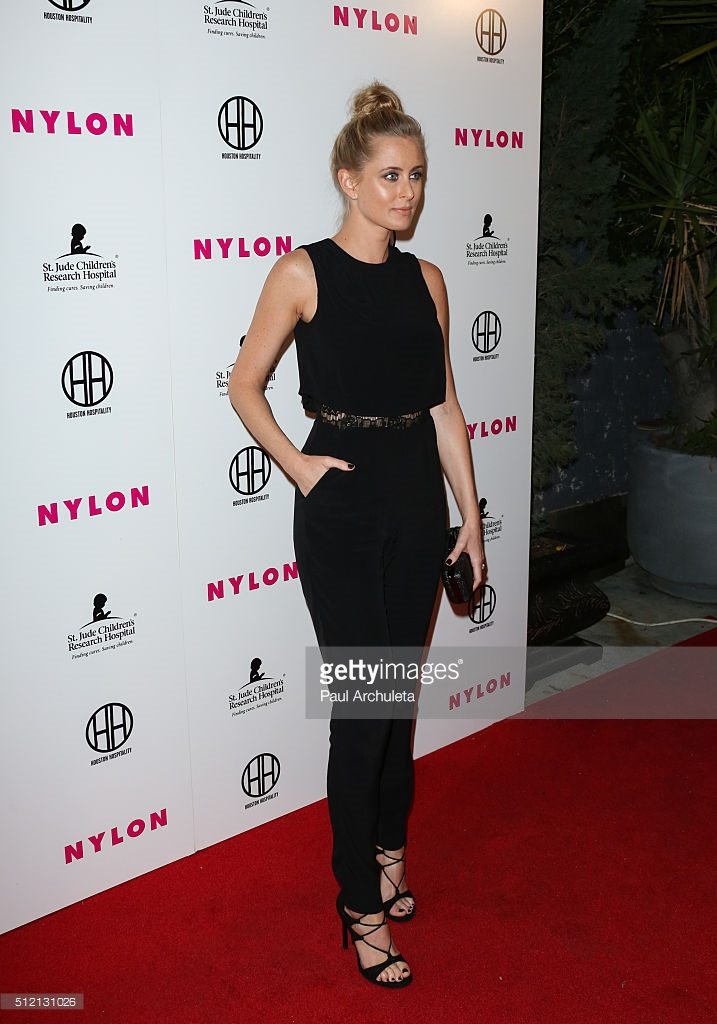 Appearance: NYLON Magazine's Muses and Music Party, Los Angeles