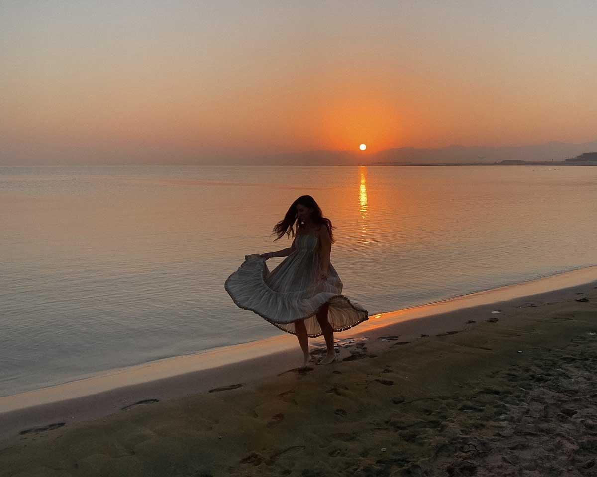 Rachel in Oman