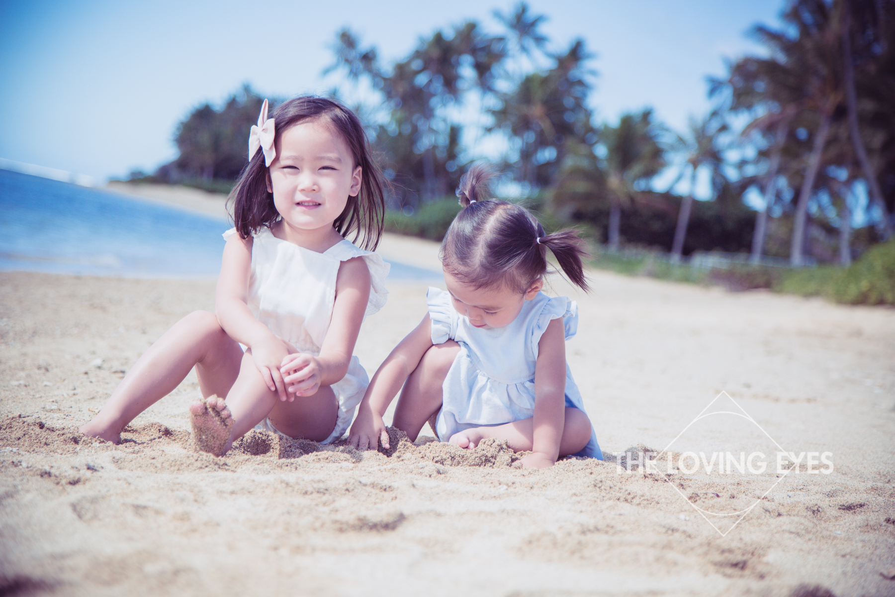 Children photography in Hawaii