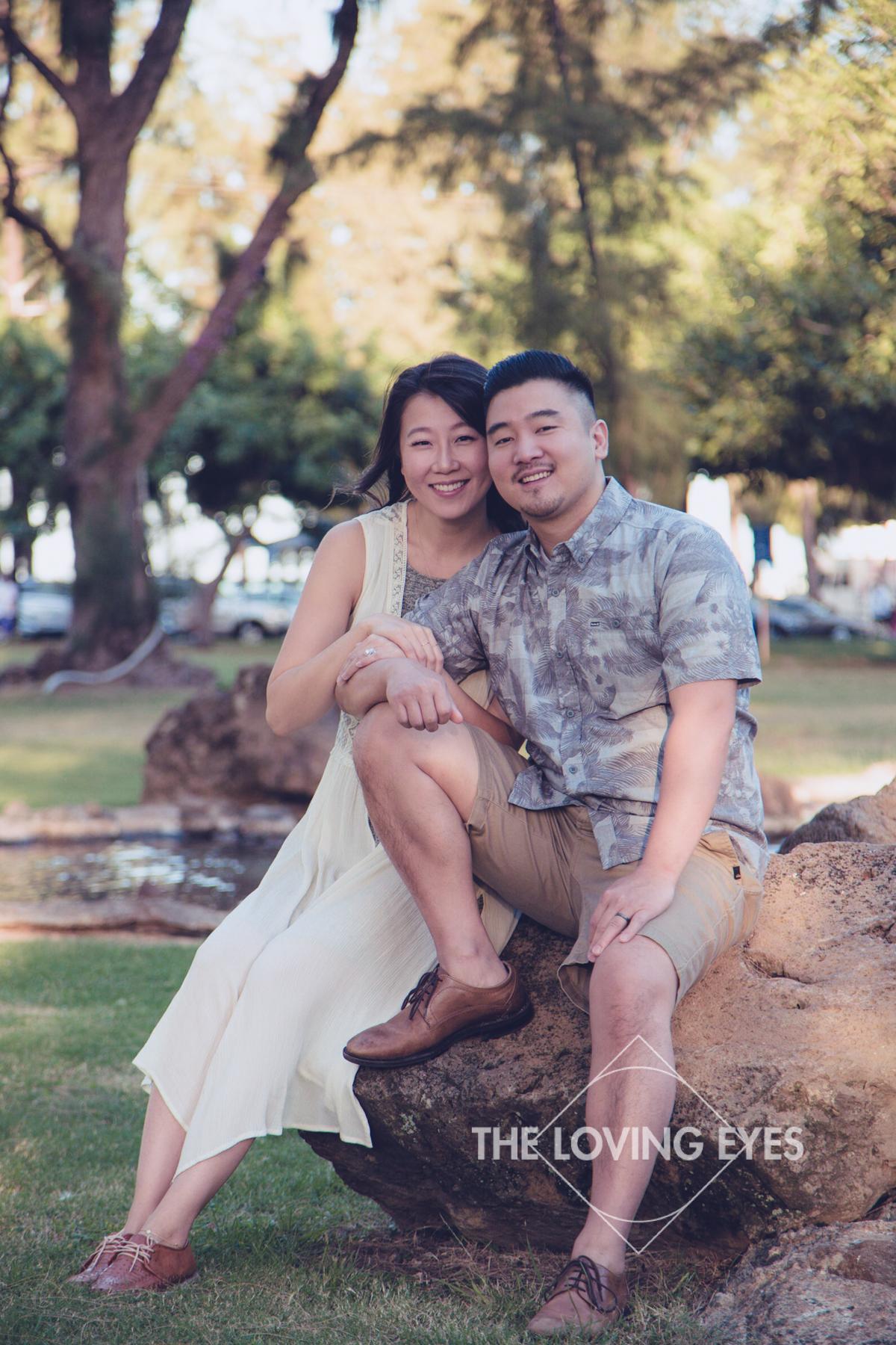 Vacation photo in Hawaii at Kapiolani Park in Waikiki