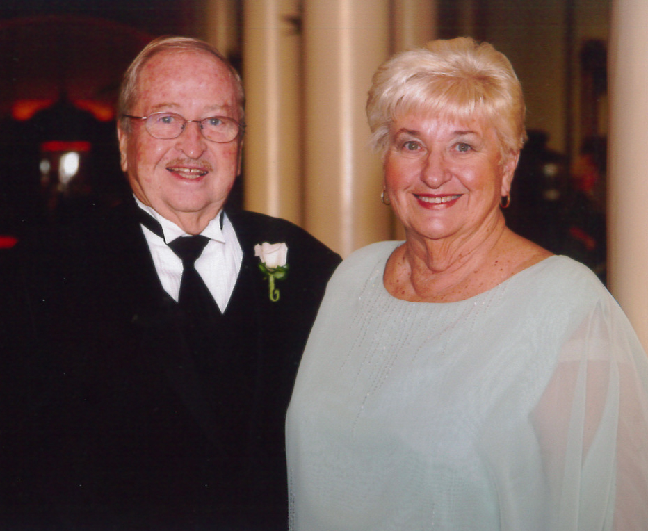 Lyle & Helen Yoder, Founders of the Yoder Kitchen Corp.